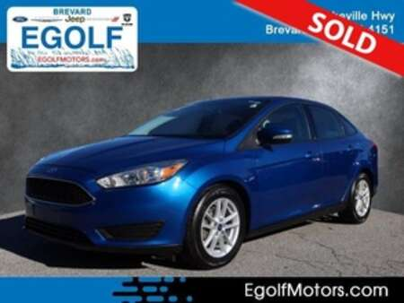 2018 Ford Focus SE for Sale  - 21830A  - Egolf Motors