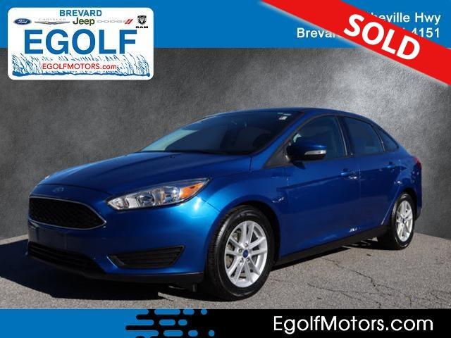 2018 Ford Focus  - Egolf Motors