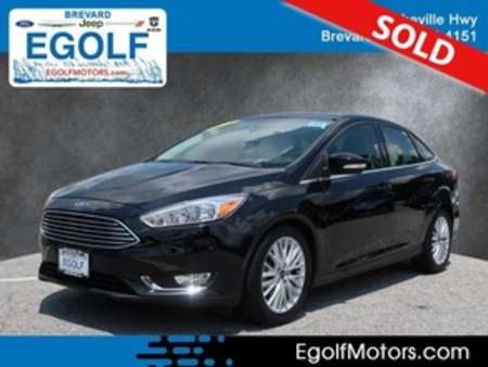 2018 Ford Focus Titanium for Sale  - 10828  - Egolf Motors
