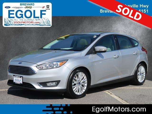 2017 Ford Focus  - Egolf Motors