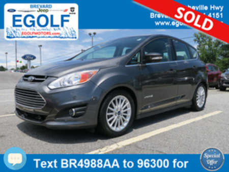 2016 Ford C-Max Hybrid SEL for Sale  - 4988AA  - Egolf Motors