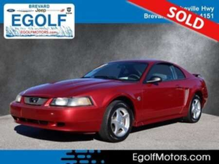 2004 Ford Mustang V6 for Sale  - 5165B  - Egolf Motors