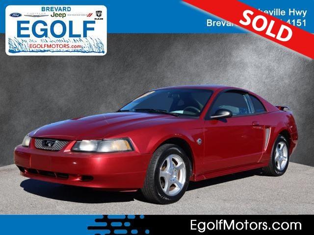 2004 Ford Mustang  - Egolf Motors