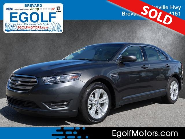 2018 Ford Taurus  - Egolf Motors