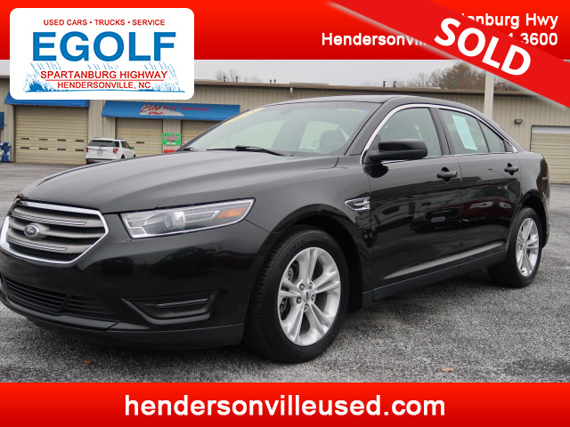 2015 Ford Taurus  - Egolf Motors