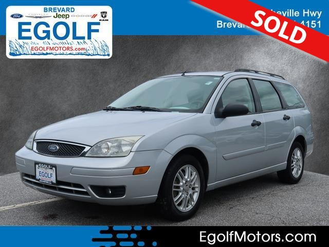 2005 Ford Focus  - Egolf Motors