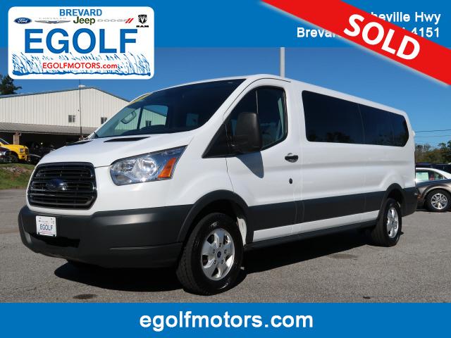 2017 Ford Transit Wagon  - Egolf Motors