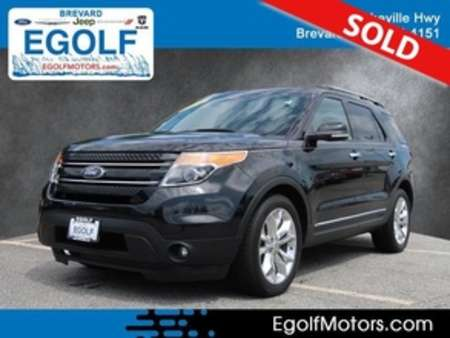 2014 Ford Explorer Limited for Sale  - 21712A  - Egolf Motors