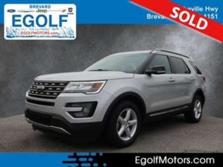 2017 Ford Explorer XLT 4WD for Sale  - 10931  - Egolf Motors