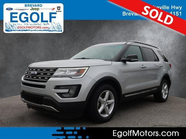 2017 Ford Explorer  - Egolf Motors