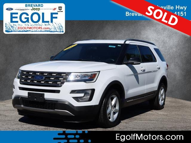 2017 Ford Explorer  - Egolf Motors