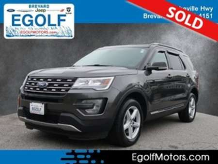 2017 Ford Explorer XLT 4WD for Sale  - 82368A  - Egolf Motors
