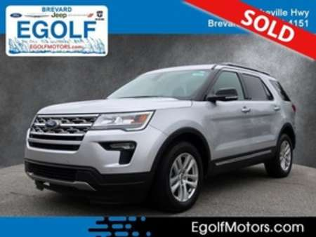 2018 Ford Explorer XLT 4WD for Sale  - 10935  - Egolf Motors