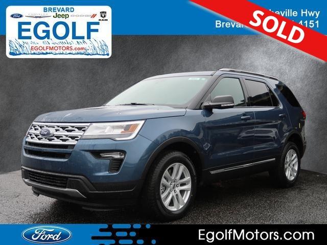 2019 Ford Explorer  - Egolf Motors