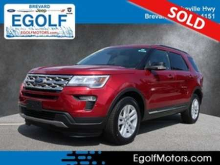 2018 Ford Explorer XLT 4WD for Sale  - 10863  - Egolf Motors