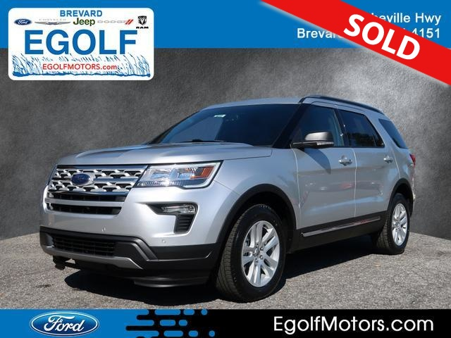 2019 Ford Explorer  - Egolf Motors