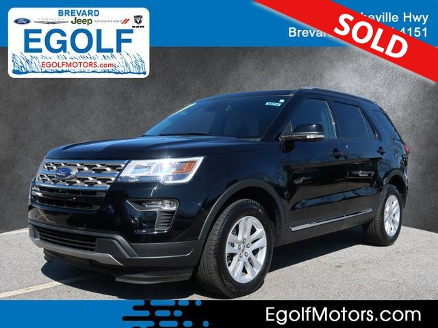 2018 Ford Explorer  - Egolf Motors