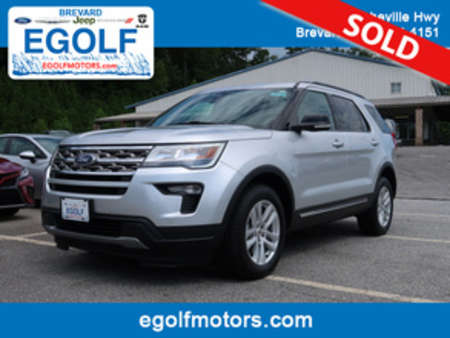 2018 Ford Explorer XLT 4WD for Sale  - 10836  - Egolf Motors