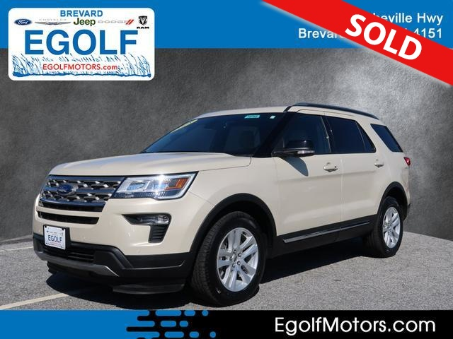 2018 Ford Explorer  - Egolf Motors