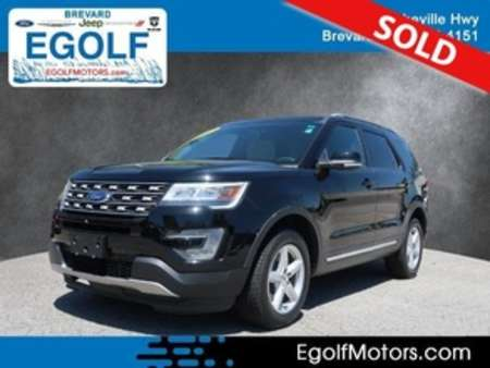 2017 Ford Explorer XLT 4WD for Sale  - 5178A  - Egolf Motors