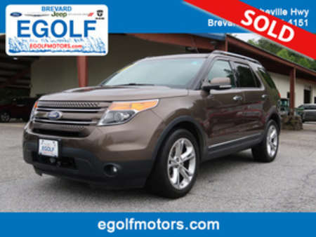 2015 Ford Explorer Limited 4WD for Sale  - 5209A  - Egolf Motors