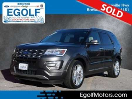 2017 Ford Explorer Limited 4WD for Sale  - 5147A  - Egolf Motors