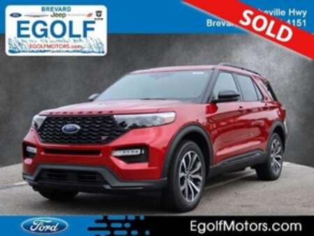 2020 Ford Explorer ST 4WD for Sale  - 5266  - Egolf Motors