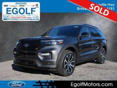 2020 Ford Explorer ST 4WD for Sale  - 5155  - Egolf Motors