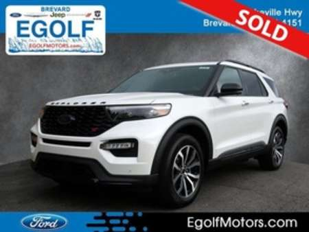 2020 Ford Explorer ST 4WD for Sale  - 5176  - Egolf Motors
