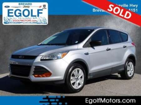 2016 Ford Escape S for Sale  - 5196A  - Egolf Motors