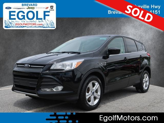 2016 Ford Escape  - Egolf Motors