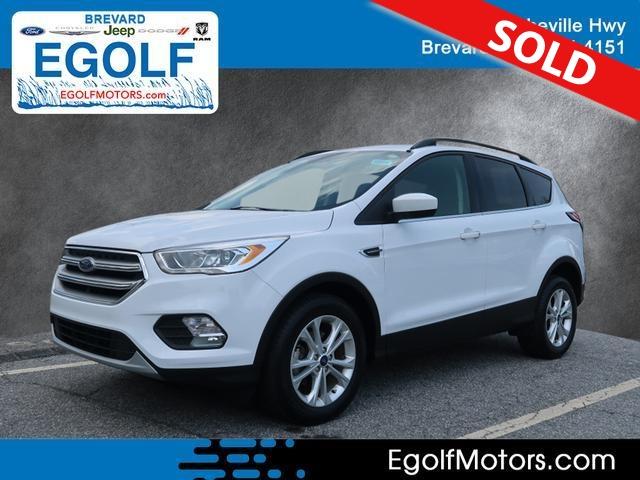 2017 Ford Escape  - Egolf Motors