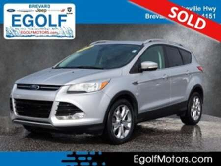 2014 Ford Escape Titanium for Sale  - 11012A  - Egolf Motors