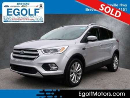 2017 Ford Escape Titanium for Sale  - 10946  - Egolf Motors