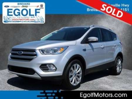 2017 Ford Escape Titanium for Sale  - 10887  - Egolf Motors