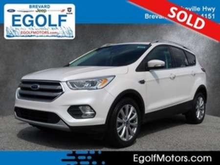 2017 Ford Escape Titanium for Sale  - 10839  - Egolf Motors