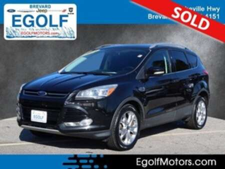 2014 Ford Escape Titanium for Sale  - 5145A  - Egolf Motors