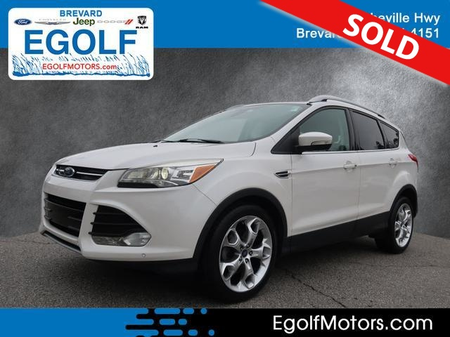 2015 Ford Escape  - Egolf Motors