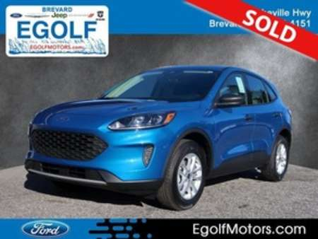 2020 Ford Escape S AWD for Sale  - 5158  - Egolf Motors