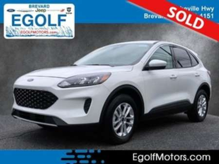 2020 Ford Escape SE AWD for Sale  - 10953  - Egolf Motors