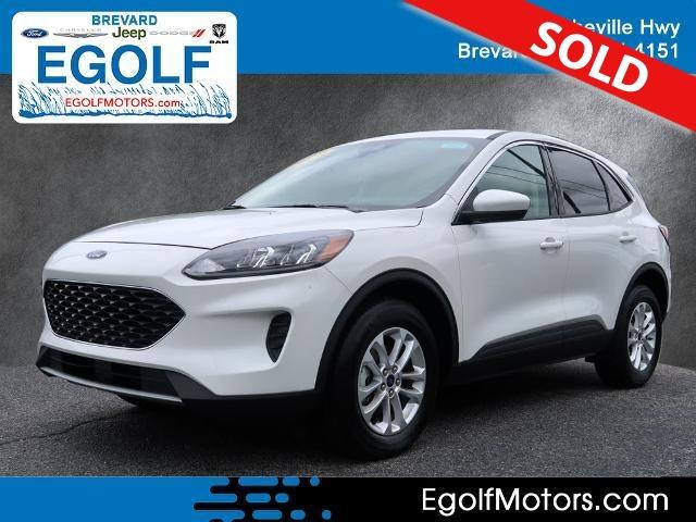 2020 Ford Escape  - Egolf Motors