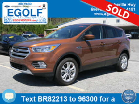 2017 Ford Escape SE for Sale  - 82213  - Egolf Motors
