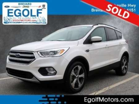 2017 Ford Escape SE 4WD for Sale  - 10950  - Egolf Motors