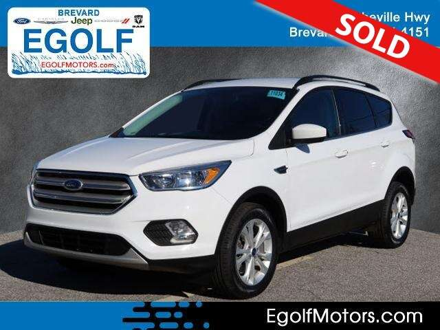 2018 Ford Escape SE 4