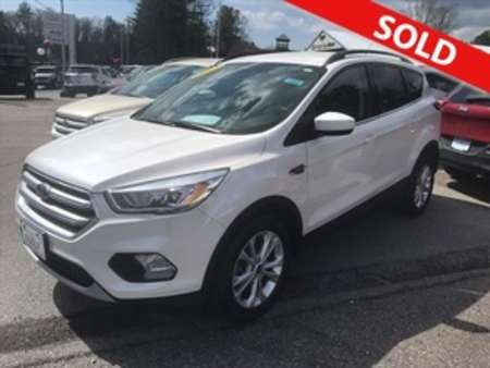 2017 Ford Escape SE 4WD for Sale  - 10949  - Egolf Motors