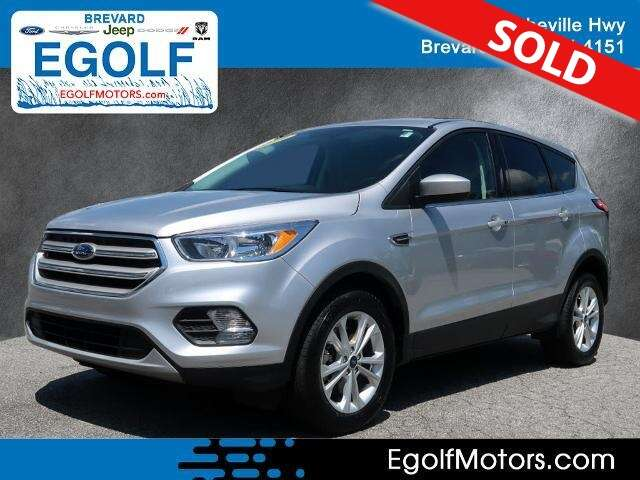 2019 Ford Escape SE 4