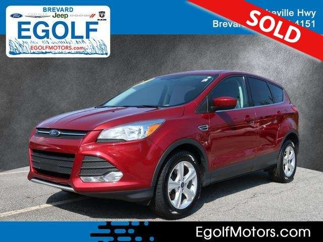 2016 Ford Escape SE 4