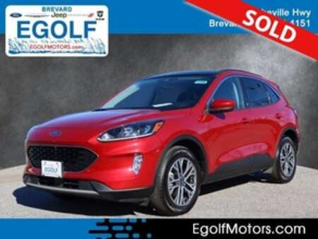 2020 Ford Escape SEL AWD for Sale  - 11068  - Egolf Motors