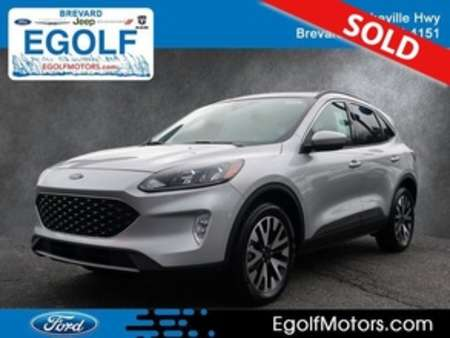2020 Ford Escape SEL AWD for Sale  - 5179  - Egolf Motors