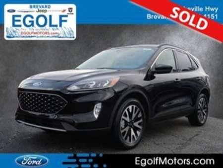 2020 Ford Escape SEL AWD for Sale  - 5162  - Egolf Motors